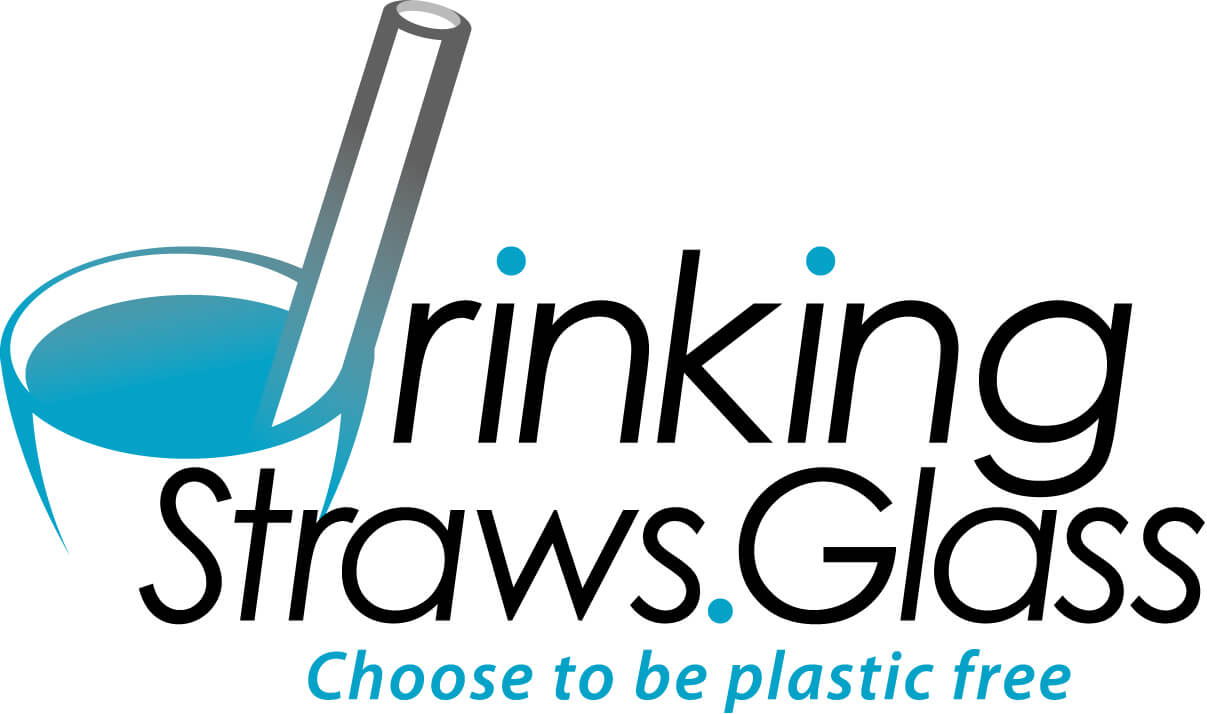 DrinkingStraws.Glass Logo
