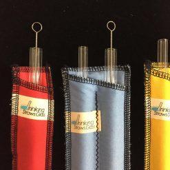 Variety Family Pack Glass Straw Set